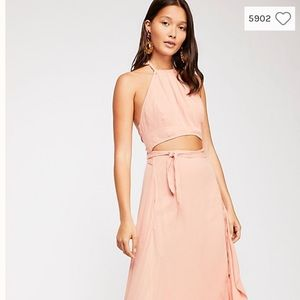 Free People Bring on the Heat Maxi